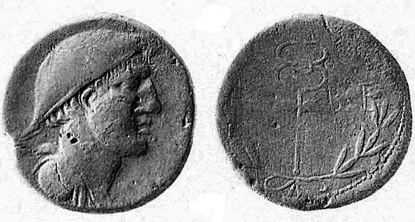 Гермес чаще всего изображался в головном уборе