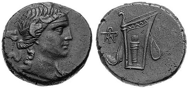«Обол Махара», II в. до н.э.